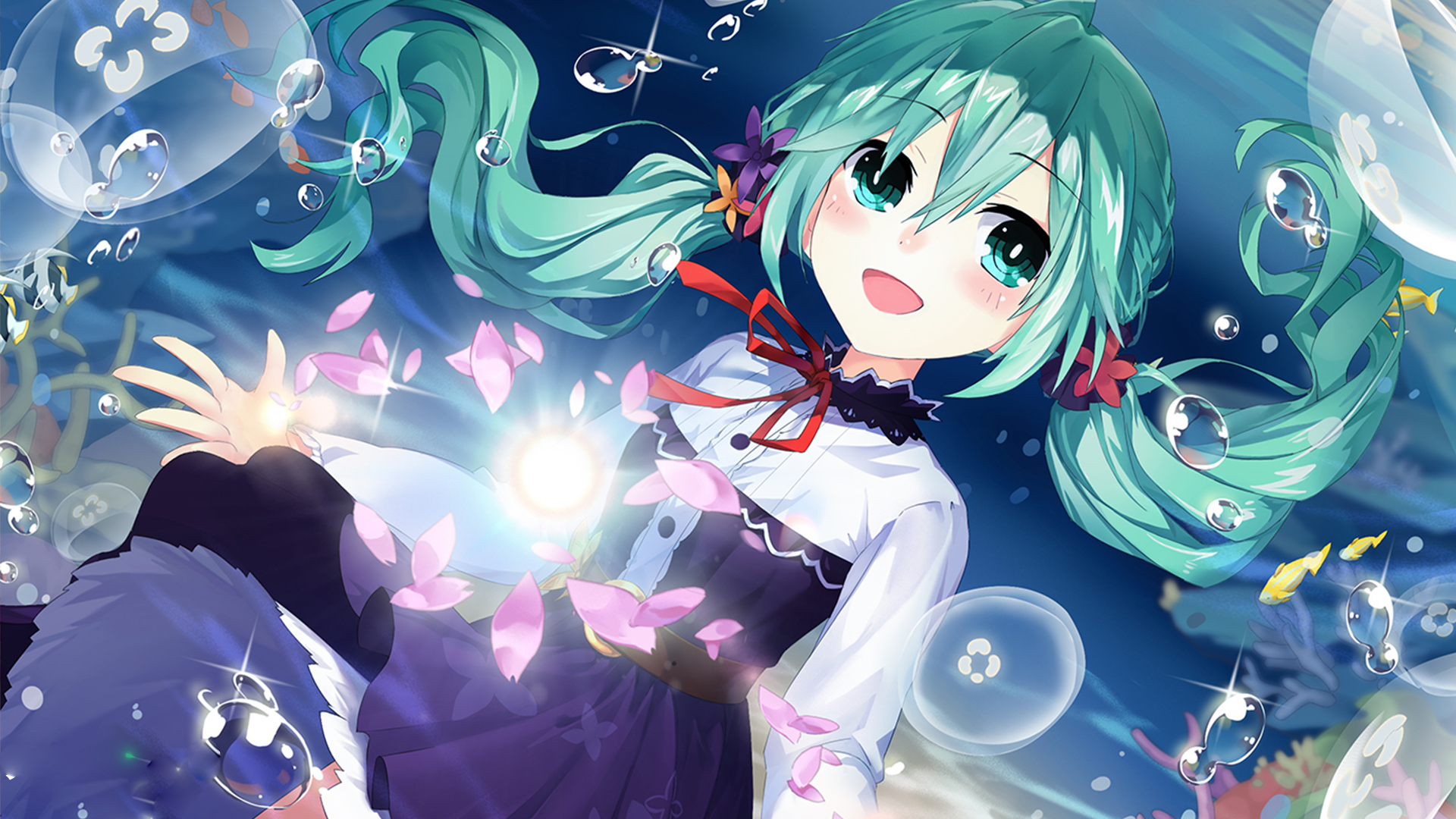 Date A Live HD Wallpaper   Background Image   1920x1080 ...