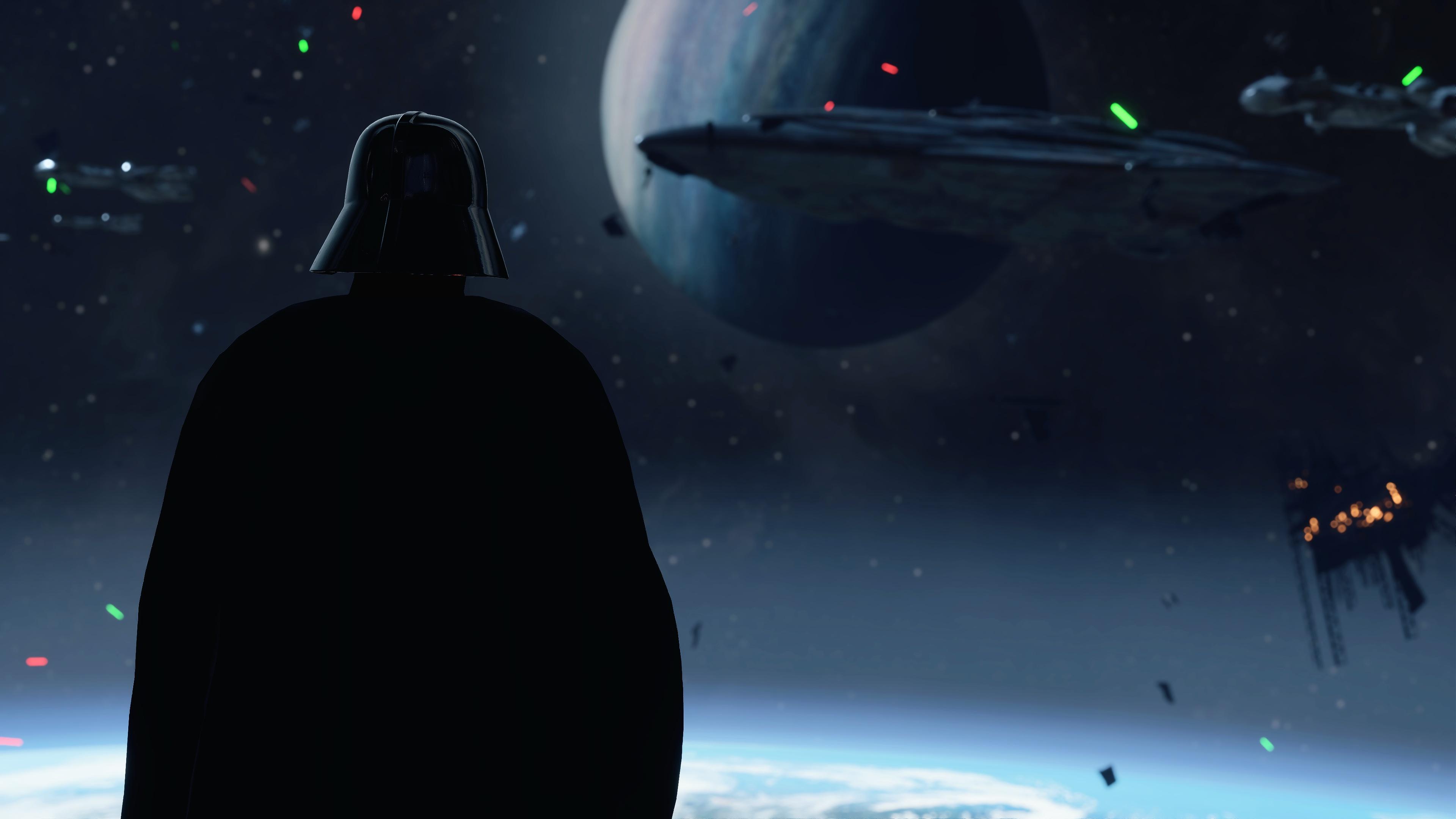Star Wars Battlefront Ii 2017 4k Ultra Hd Wallpaper Background Image 3840x2160 Id 1005456 Wallpaper Abyss