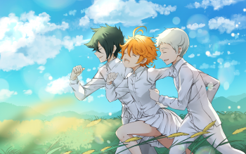 22 Norman The Promised Neverland Hd Wallpapers Background Images