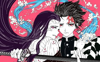 721 Demon Slayer Kimetsu No Yaiba Hd Wallpapers Background Images Wallpaper Abyss