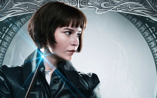 Movie Fantastic Beasts: The Crimes of Grindelwald Katherine Waterston HD Wallpaper | Background Image
