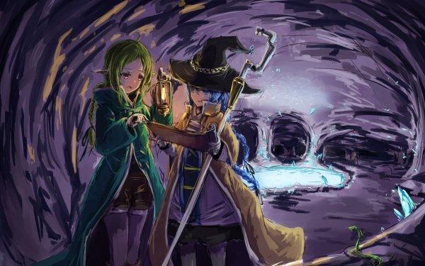 Anime Mushoku Tensei: Jobless Reincarnation Roxy Migurdia Sylphiette HD Wallpaper   Background Image