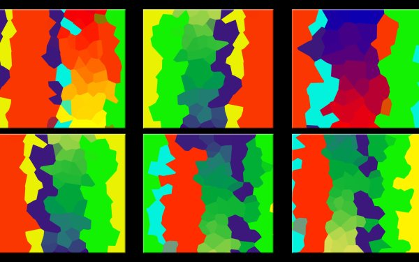 Abstract Colors Artistic Digital Art Colorful Distortion Pop Art HD Wallpaper | Background Image