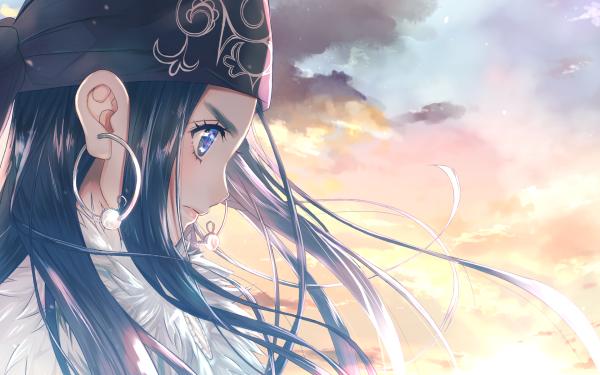 Anime Golden Kamuy Asirpa HD Wallpaper | Background Image