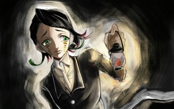 Anime Demon Slayer: Kimetsu no Yaiba Enmu Fondo de pantalla HD | Fondo de Escritorio