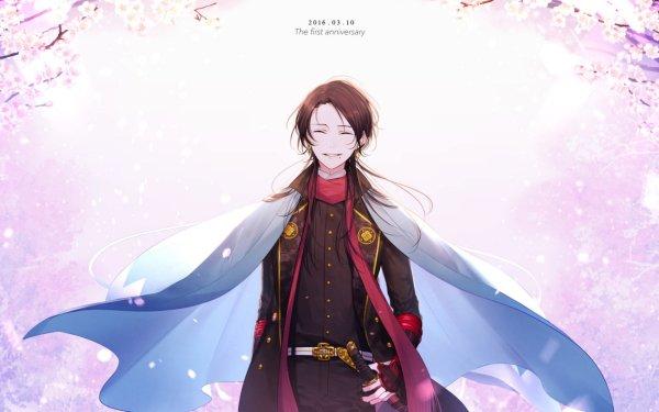 Anime Touken Ranbu Kashuu Kiyomitsu HD Wallpaper   Background Image