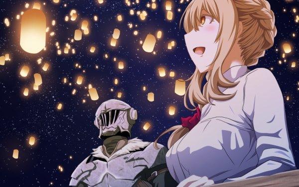 Anime Goblin Slayer Guild Girl HD Wallpaper | Background Image