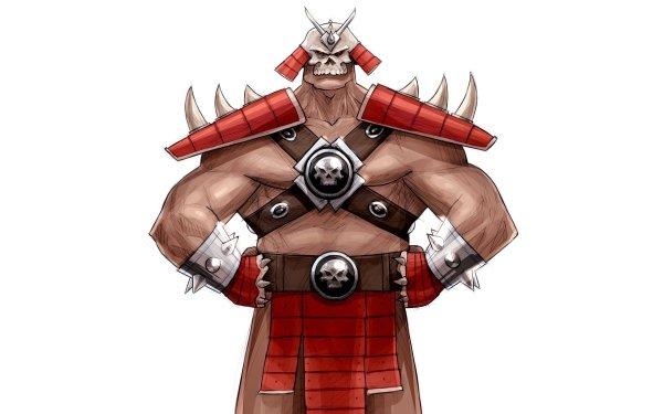 Video Game Mortal Kombat Shao Kahn HD Wallpaper | Background Image