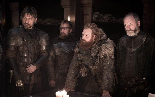 TV Show Game Of Thrones Jaime Lannister Beric Dondarrion Tormund Giantsbane Davos Seaworth Richard Dormer Nikolaj Coster-Waldau Liam Cunningham Kristofer Hivju HD Wallpaper | Background Image