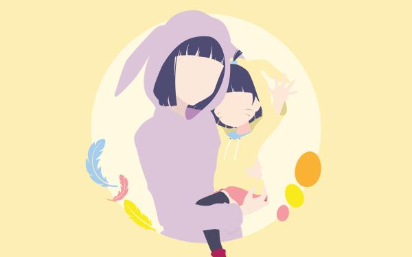 Anime Boruto Naruto Hinata Hyuga Himawari Uzumaki HD Wallpaper   Background Image