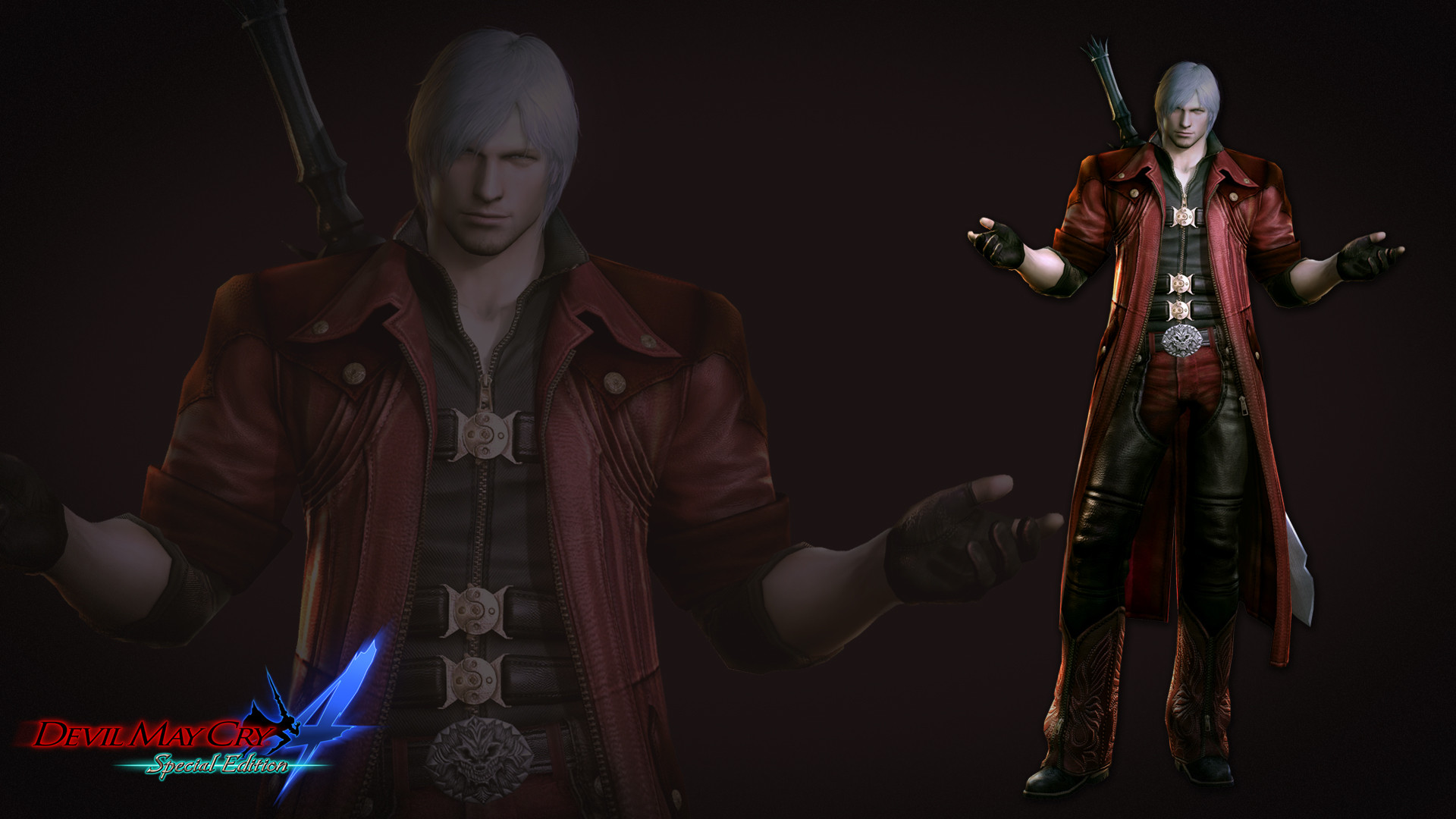 Devil May Cry 4 Hd Wallpaper Background Image 1920x1080 Id