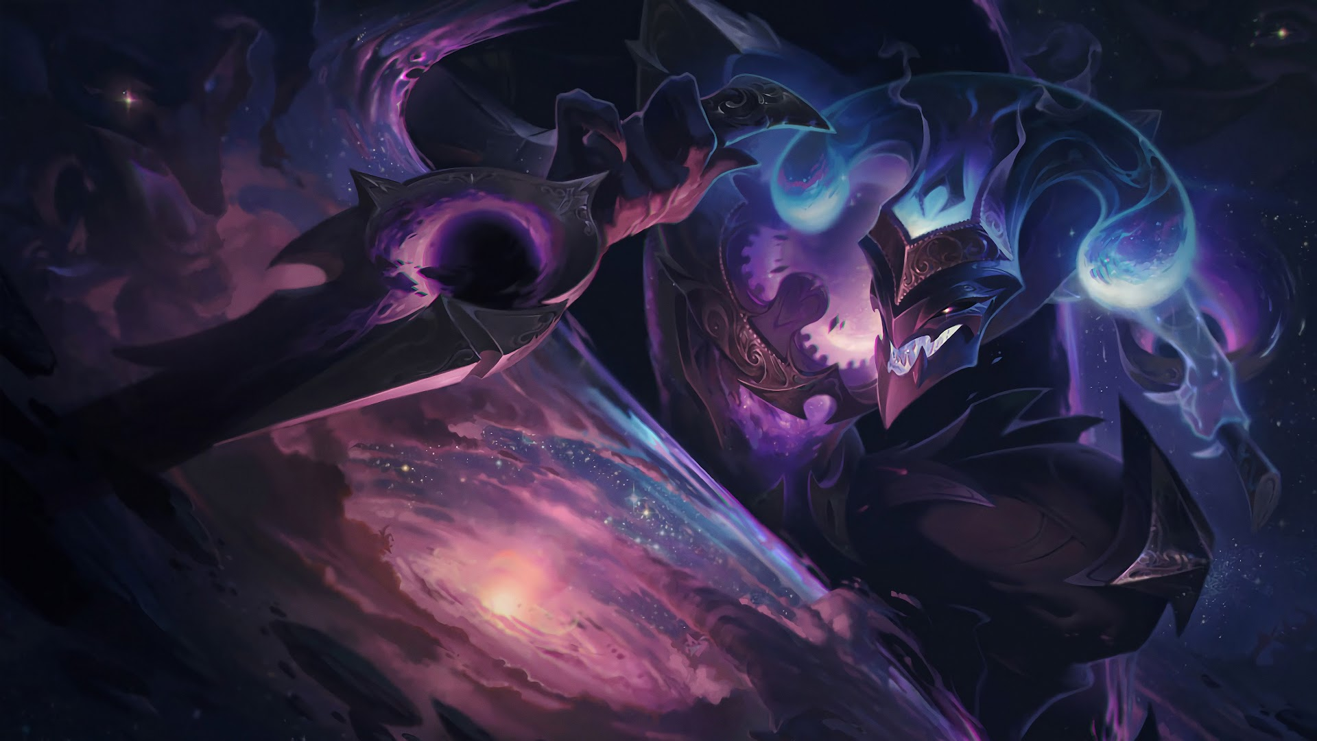 Dark Star Shaco Hd Wallpaper Background Image 1920x1080