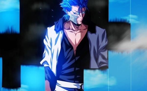 Anime Bleach Grimmjow Jaegerjaquez HD Wallpaper | Background Image