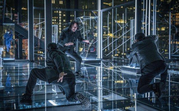 Movie John Wick: Chapter 3 – Parabellum Keanu Reeves John Wick HD Wallpaper | Background Image