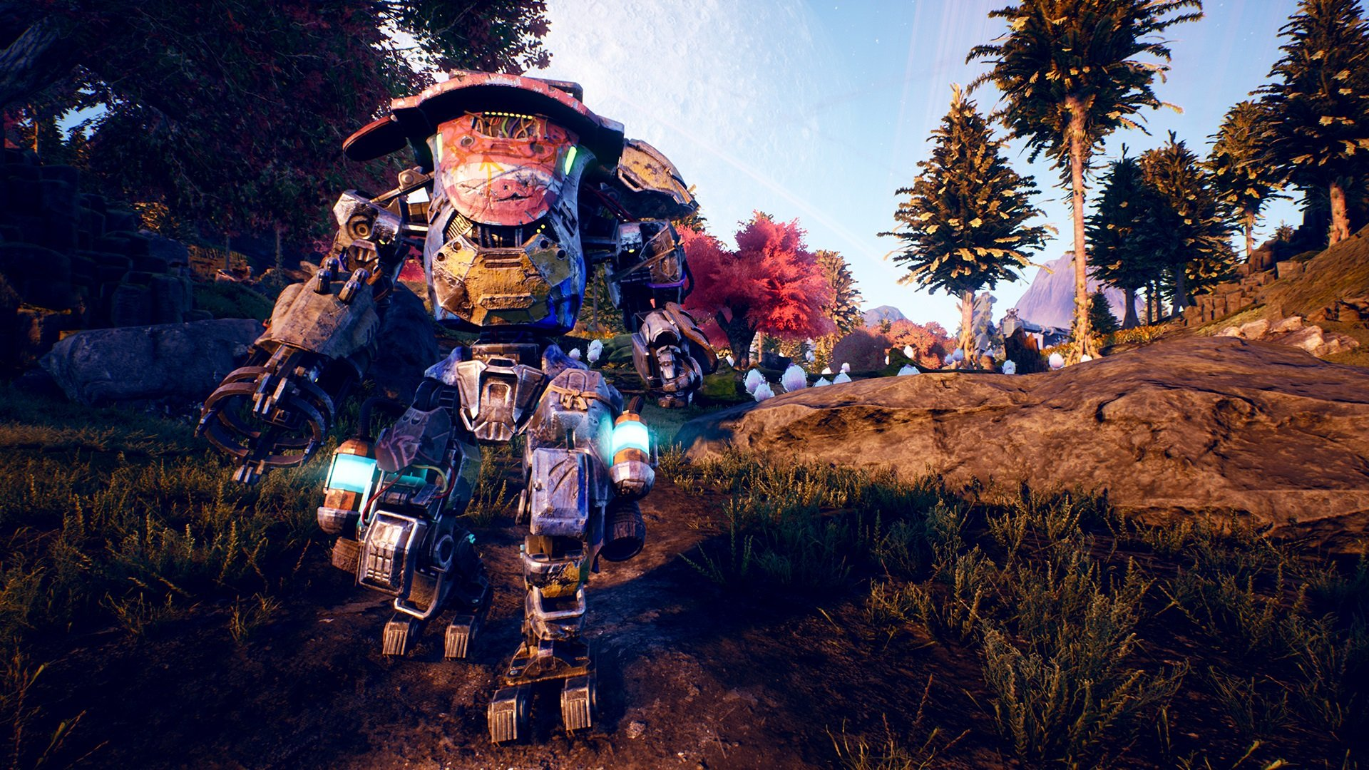 The Outer Worlds HD Wallpaper | Background Image ...