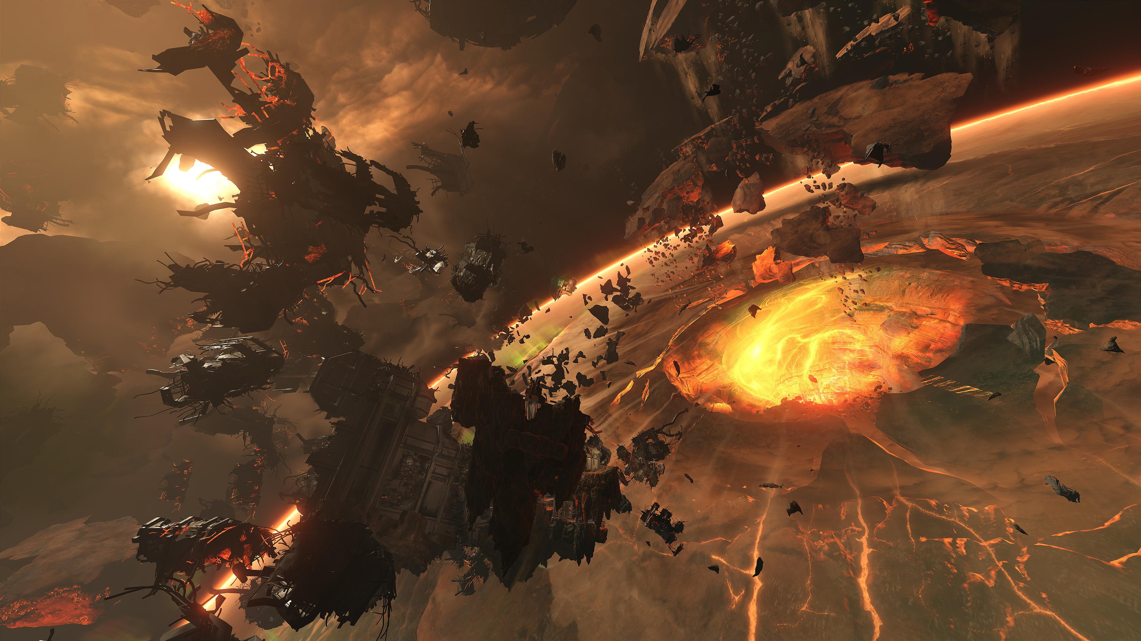 Doom Eternal 4k Ultra Hd Wallpaper Background Image 3840x2160