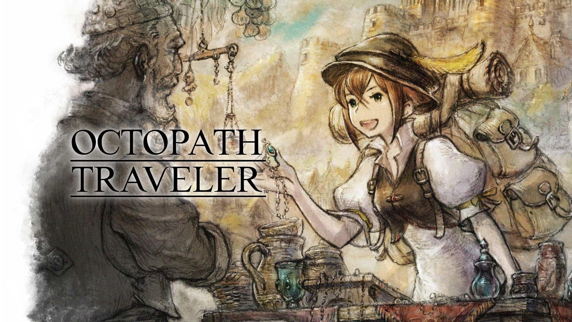 Octopath Traveler HD Wallpaper | Background Image ...