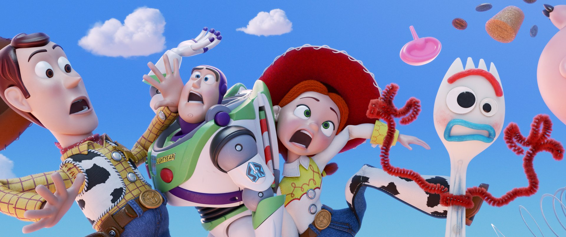 Toy Story 4 4k Ultra Fond d'écran HD | Arrière-Plan | 6144x2574 | ID:1025964 - Wallpaper Abyss