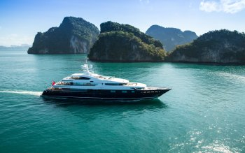 107 Yacht Hd Wallpapers Background Images Wallpaper Abyss
