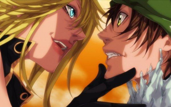 Anime Brave 10 Anastasia Sasuke Sarutobi HD Wallpaper | Background Image