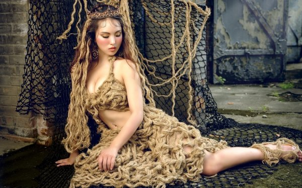 Women Asian Model Mood HD Wallpaper | Background Image