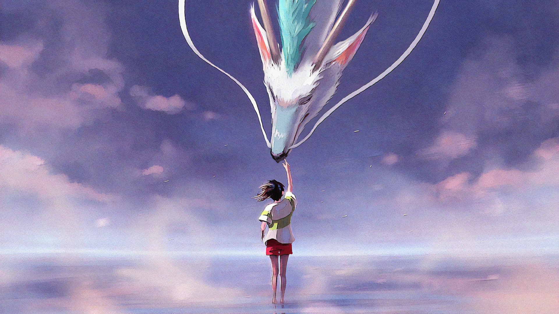 5 4k Ultra Hd Spirited Away Wallpapers Background Images Wallpaper Abyss