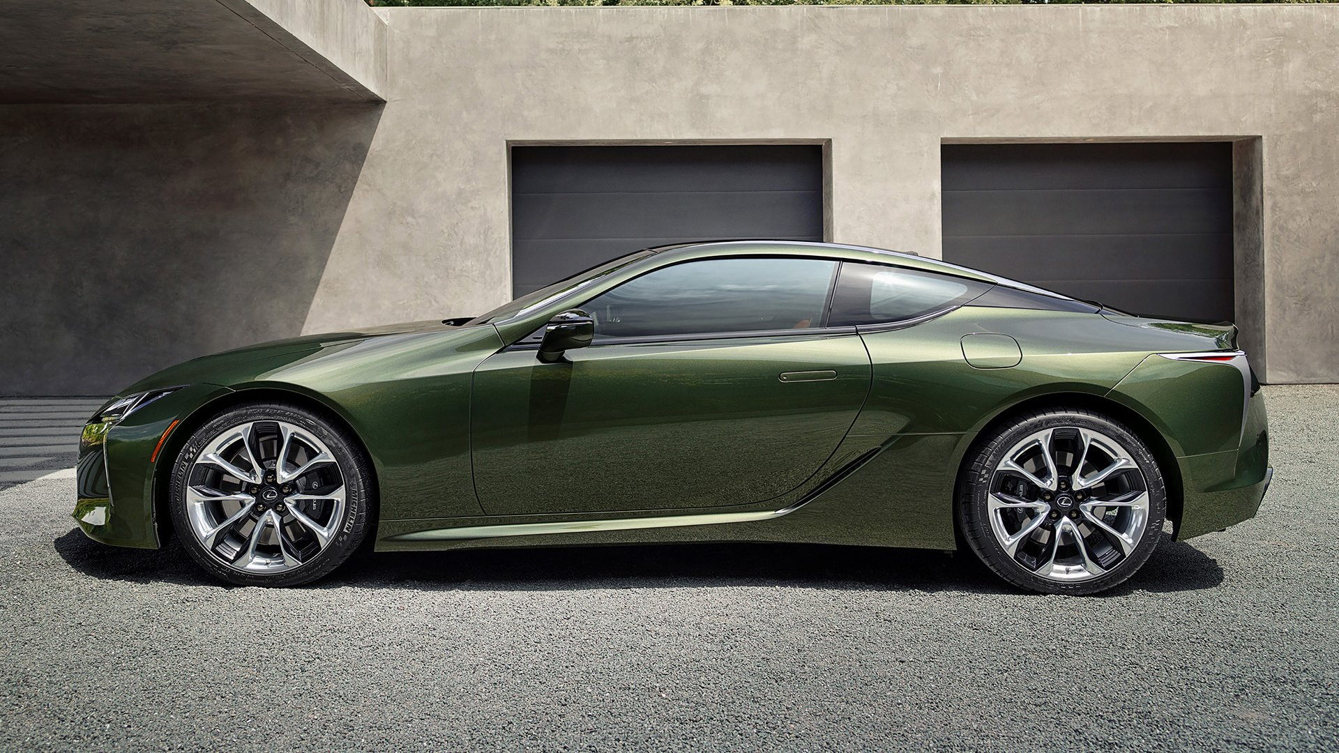 2020 Lexus Lc 500 Inspiration Series Fondo De Pantalla Hd