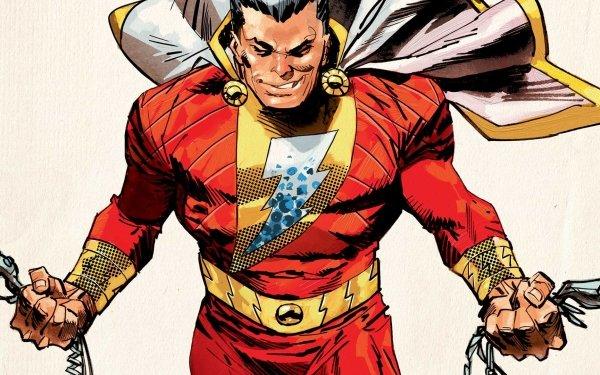 Comics Shazam! DC Comics Shazam HD Wallpaper | Background Image