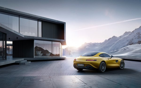 Vehicles Mercedes-Benz AMG GT Mercedes-Benz HD Wallpaper | Background Image