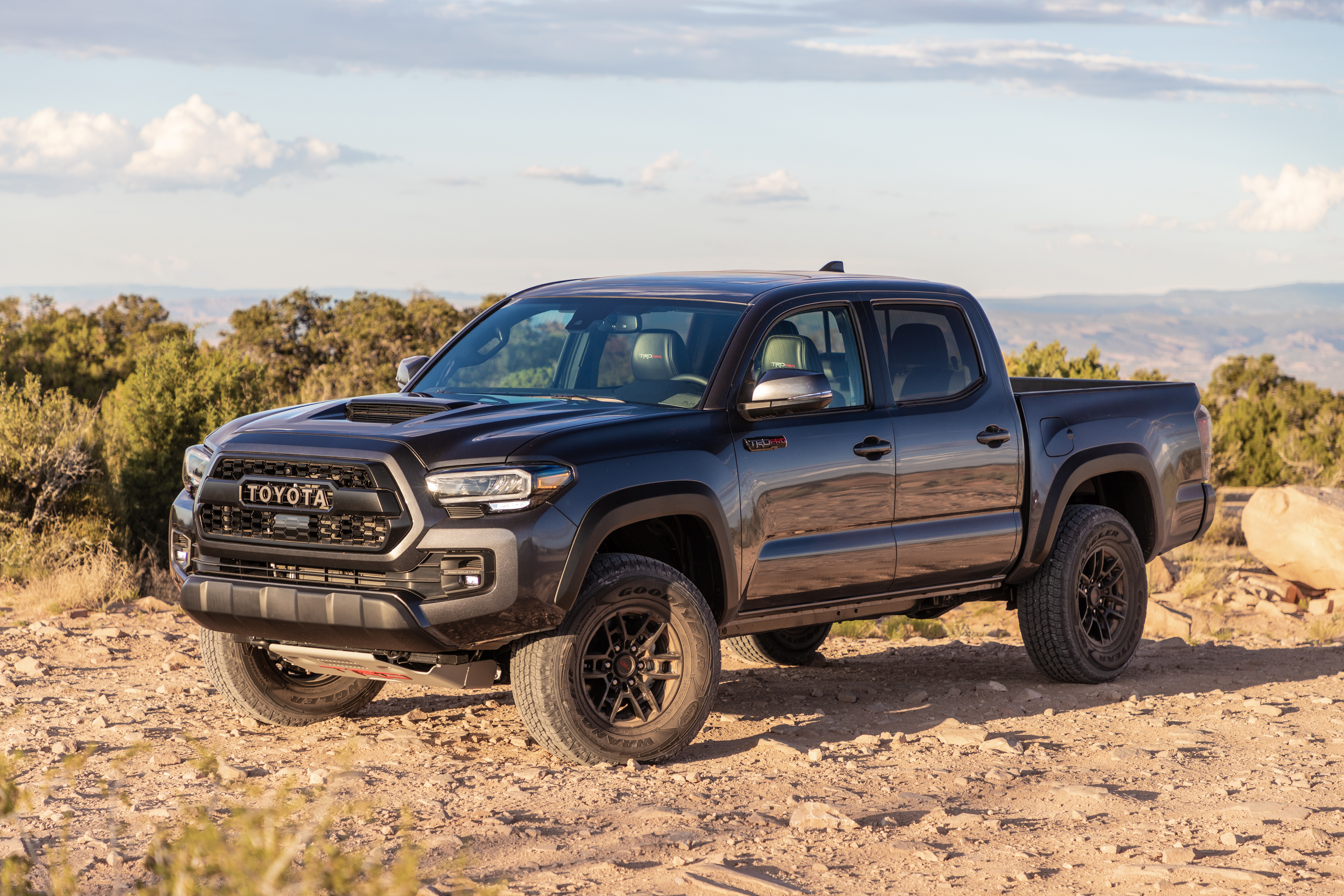 Toyota Tacoma Hd Wallpaper Background Image 3600x2400