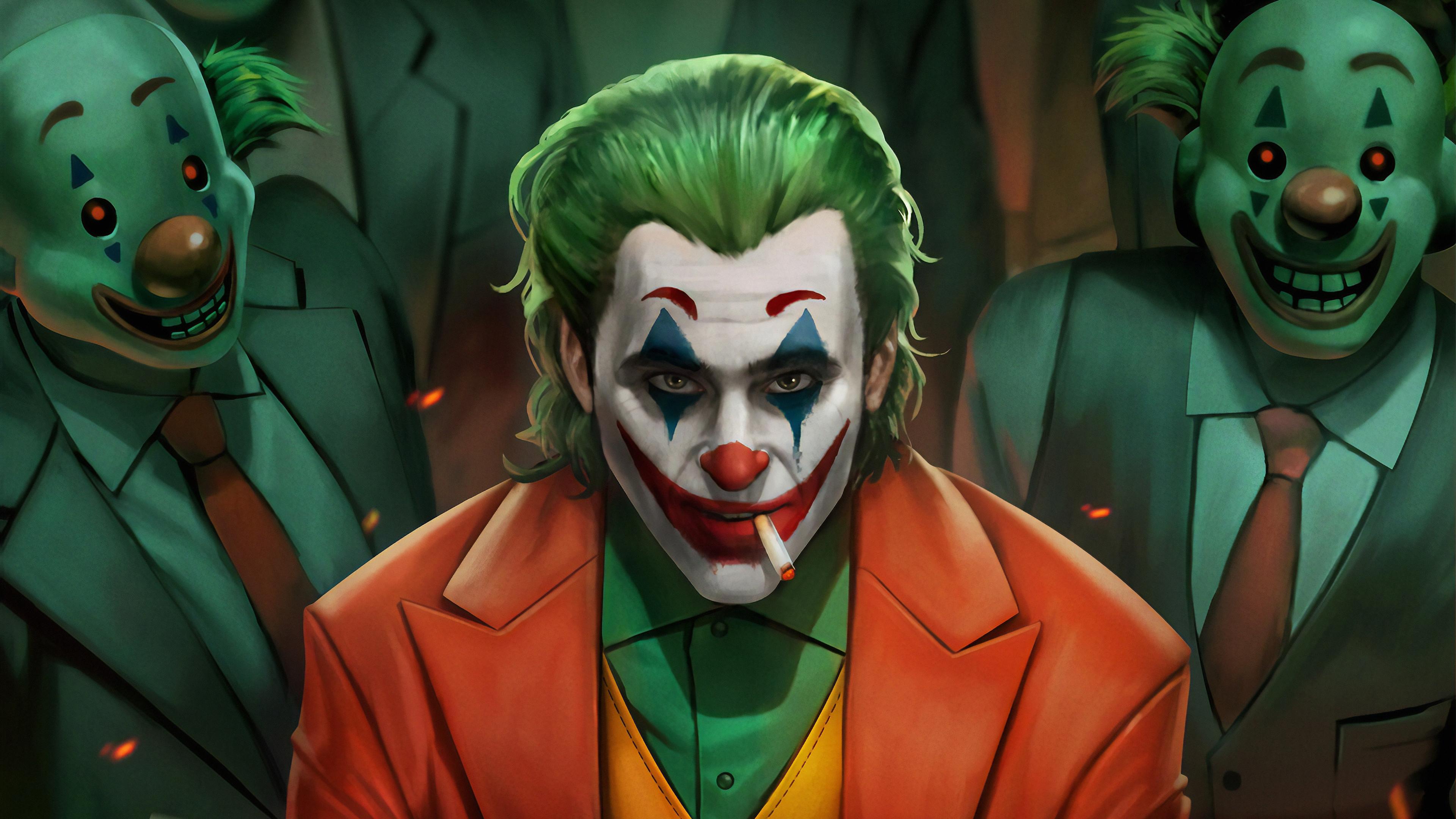 Joker 4k Ultra HD Wallpaper | Background Image | 3840x2160 ...