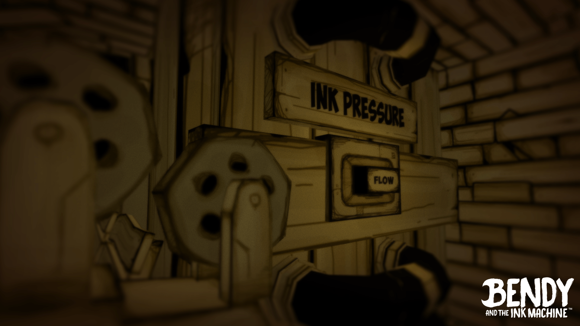 Bendy And The Ink Machine Fondo De Pantalla Hd Fondo De