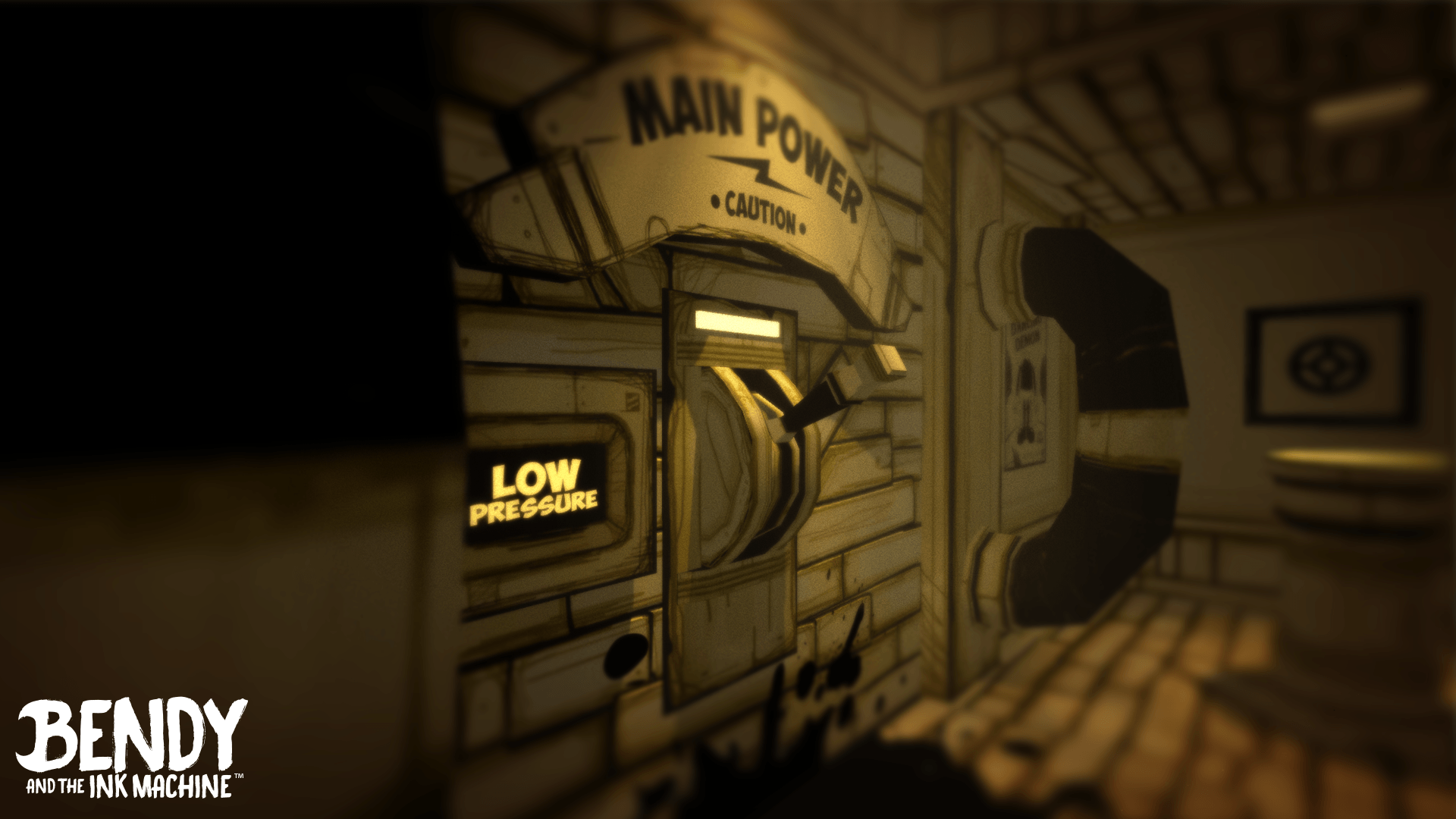 Bendy And The Ink Machine Hd Wallpaper Background Image