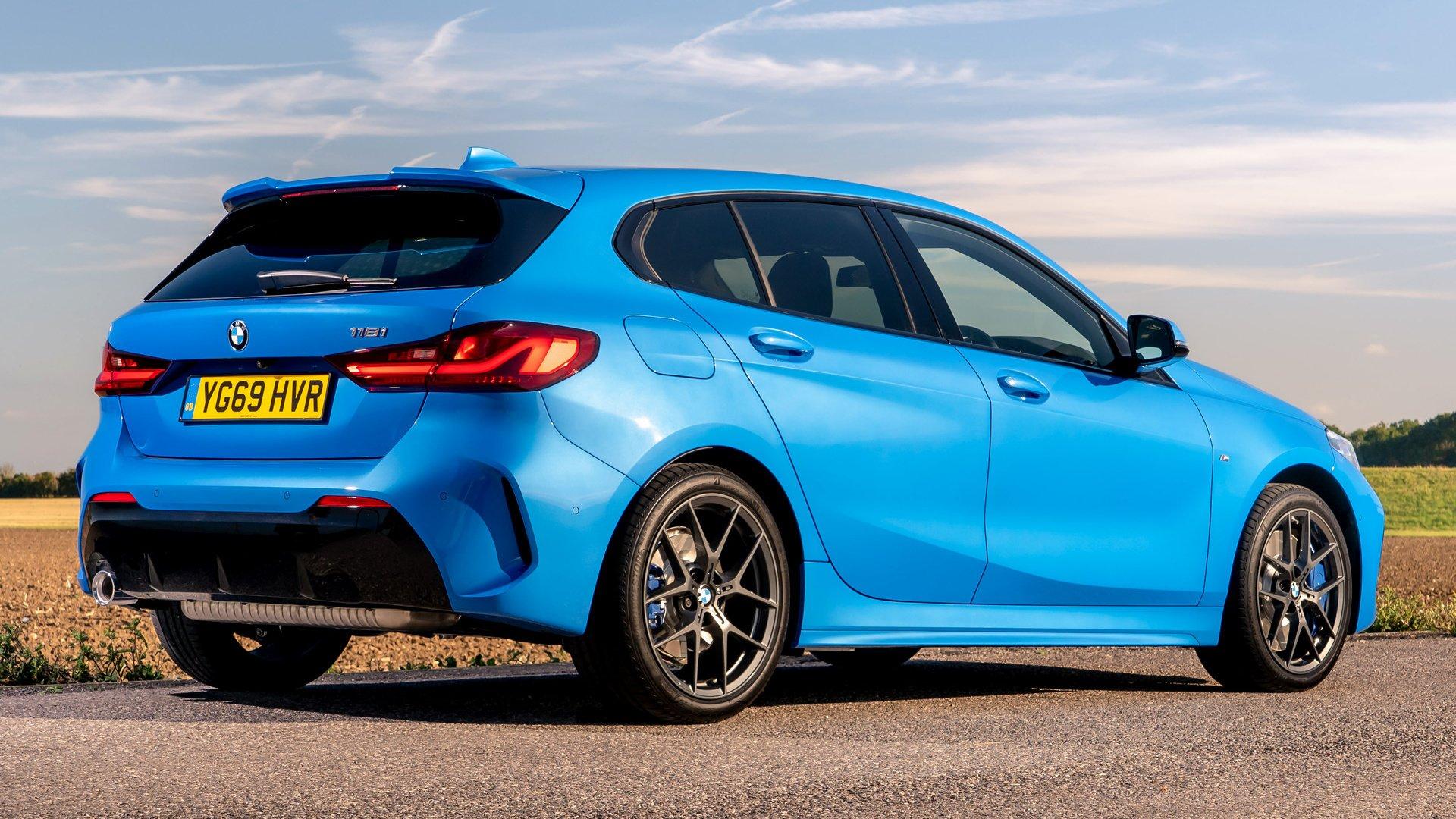 2019 BMW 118i M Sport HD Wallpaper   Background Image ...
