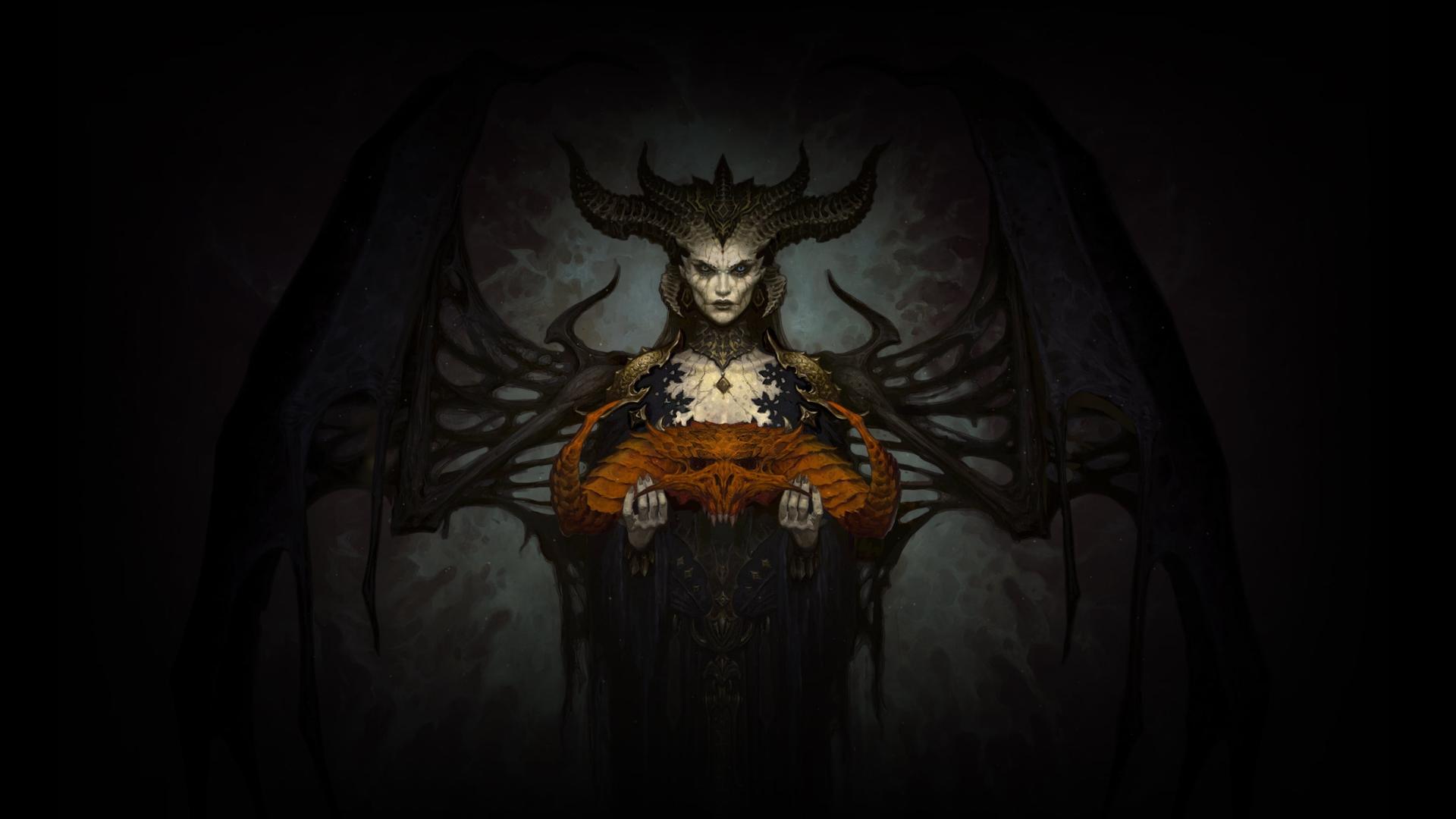 3 Lilith Diablo Fondos De Pantalla Hd Fondos De