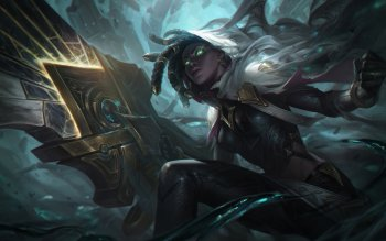 10 Senna League Of Legends Hd Wallpapers Background Images