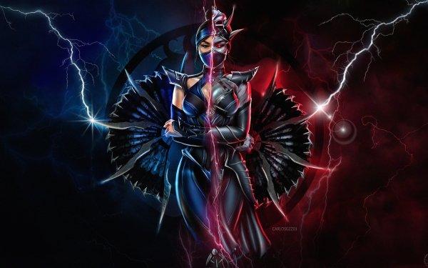 Video Game Mortal Kombat 11 Mortal Kombat Kitana HD Wallpaper | Background Image