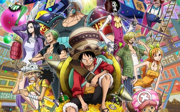 Anime One Piece: Stampede One Piece HD Wallpaper   Background Image