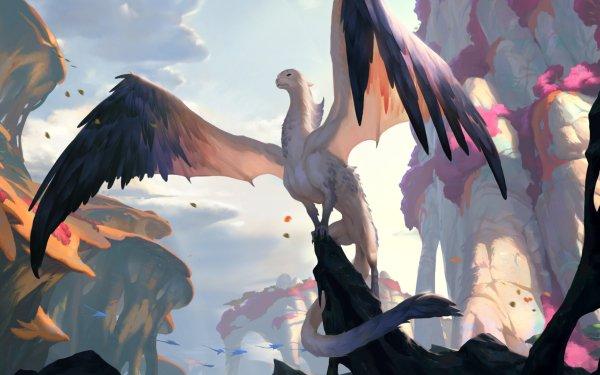 Videojuego Legends of Runeterra Criatura Fondo de pantalla HD   Fondo de Escritorio