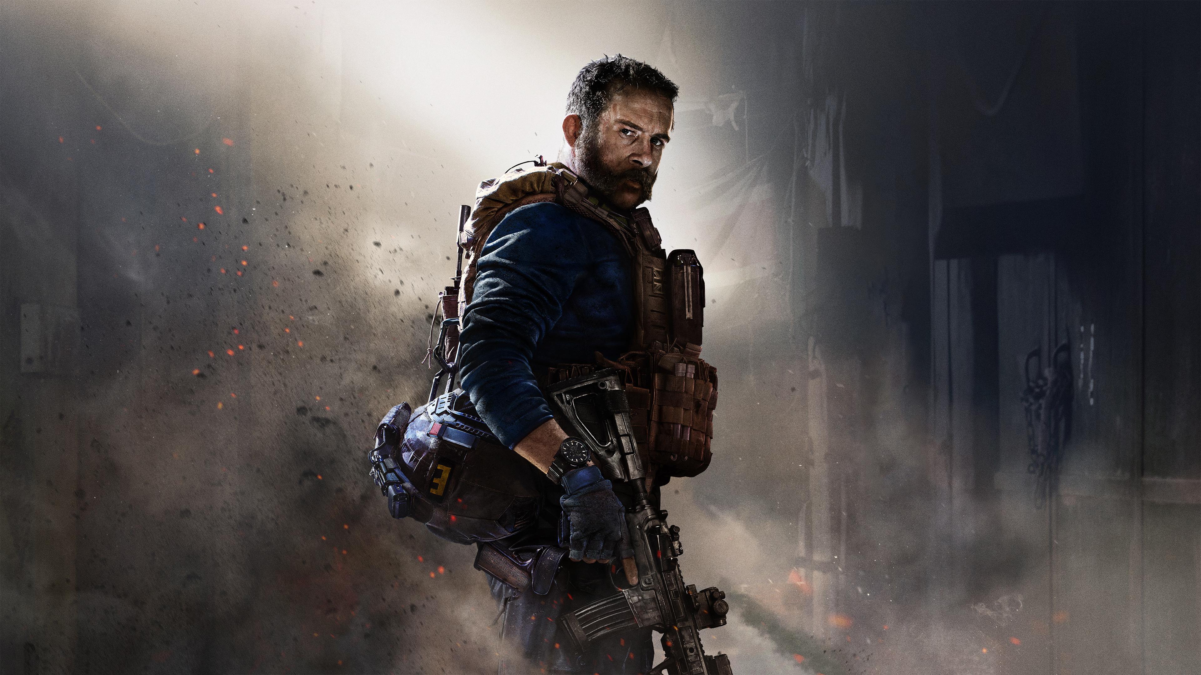 Call of Duty Modern Warfare (2019) 4k Ultra Fond d\u0027écran HD