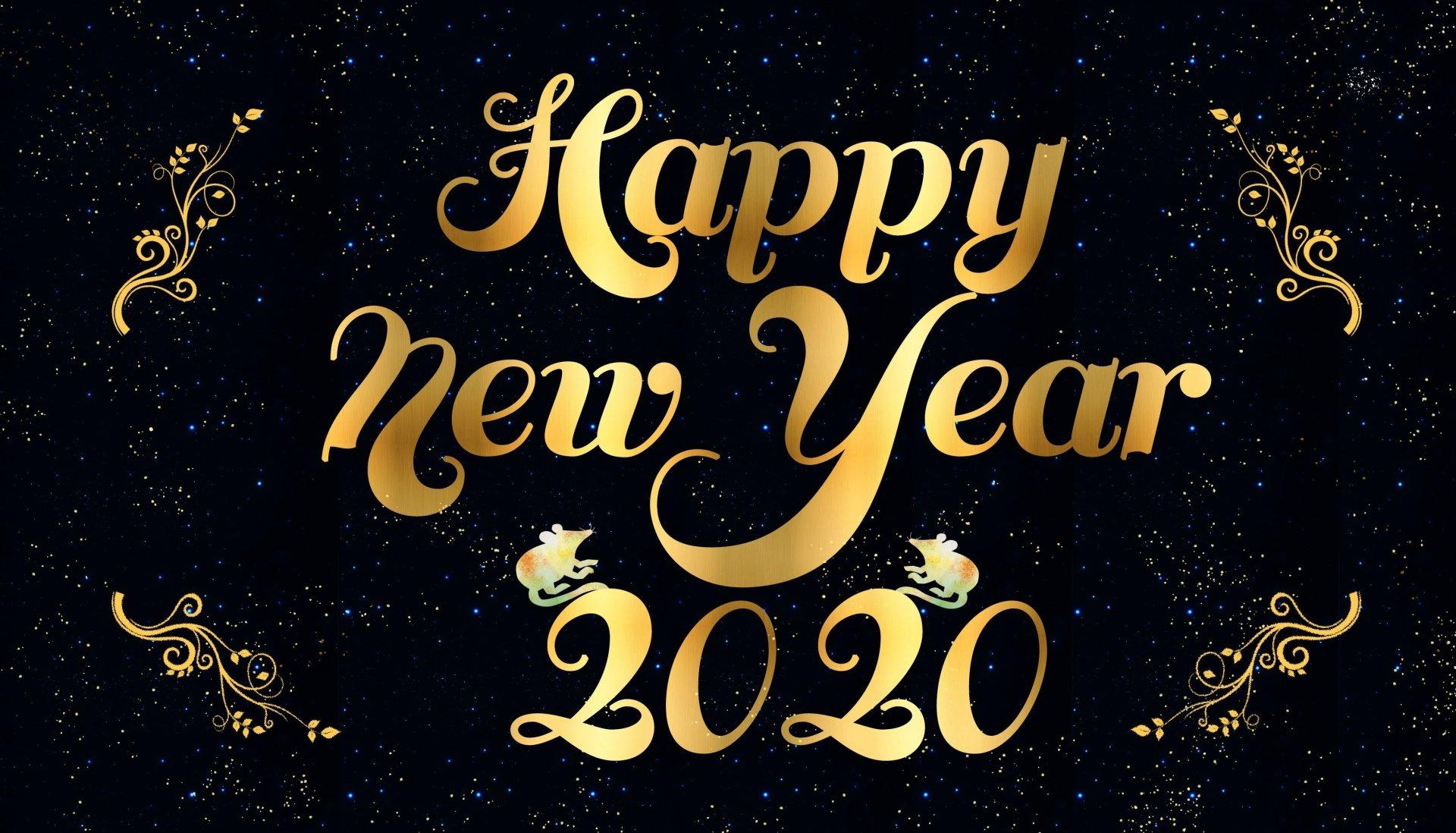 Nouvel An 2020 Fond D Ecran Hd Arriere Plan 3490x1996 Id 1057572 Wallpaper Abyss