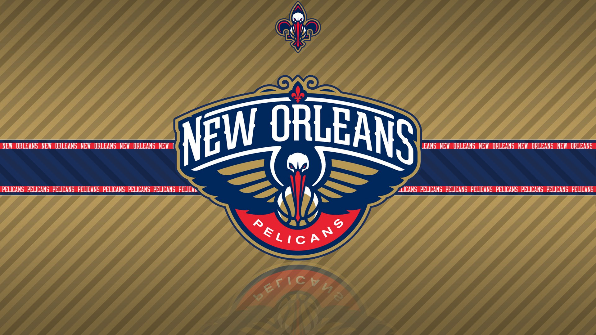 New Orleans Pelicans Hd Wallpaper Background Image