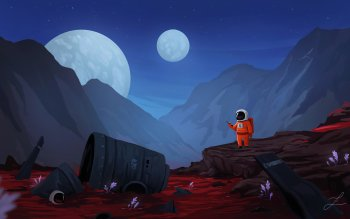 114 4k Ultra Hd Astronaut Wallpapers Background Images Wallpaper Abyss Page 3