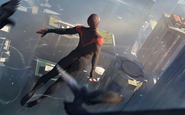 Comics Spider-Man Marvel Comics HD Wallpaper   Background Image