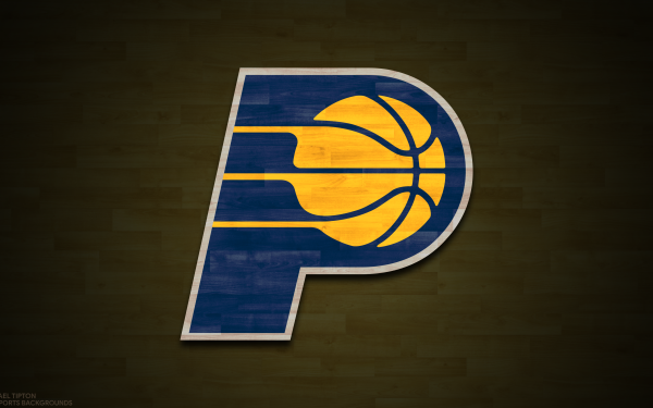 Sports Indiana Pacers Basketball NBA Logo HD Wallpaper | Background Image