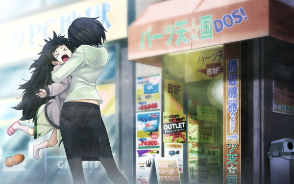 Anime Steins;Gate 0 Maho Hiyajo Judy Reyes HD Wallpaper | Background Image