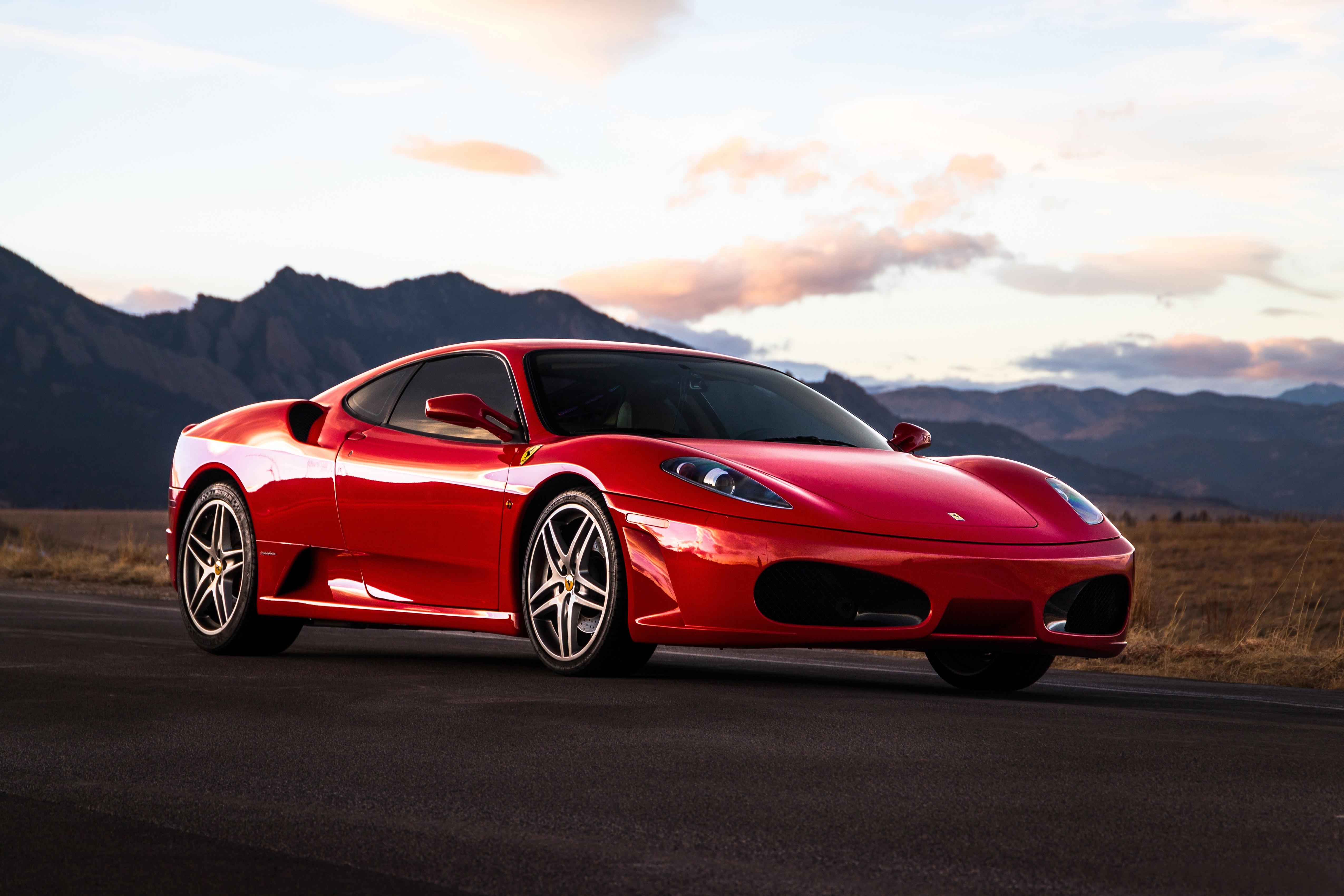 Ferrari 4K Wallpaper