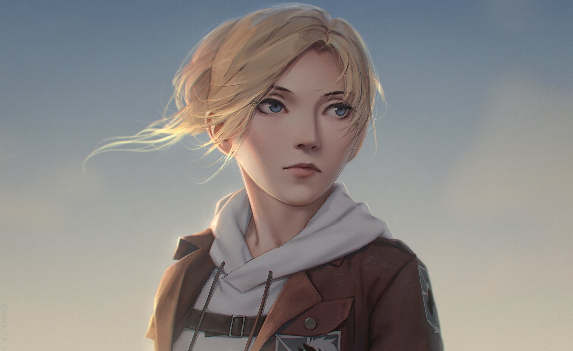Attack On Titan Hd Wallpaper Background Image 1920x1177 Id 1067864 Wallpaper Abyss