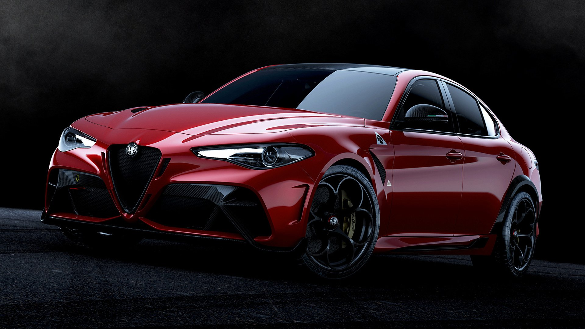 3 Alfa Romeo Giulia Gta Hd Wallpapers Background Images Wallpaper Abyss