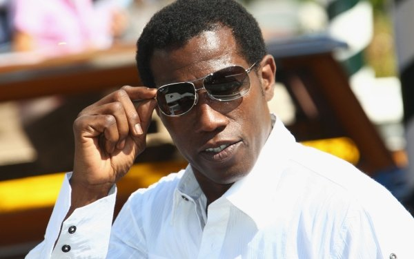 Celebrity Wesley Snipes Actors United States Actor American Sunglasses HD Wallpaper   Background Image
